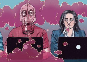 Si usted fuera el compañero de trabajo tóxico, ¿lo sabría?