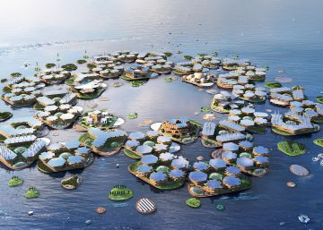 La ONU piensa en ciudades flotantes para enfrentar la crisis climática
