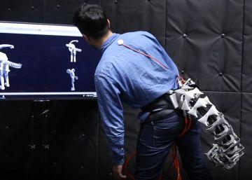 Con esta cola robótica serás más ágil y tendrás mejor equilibrio