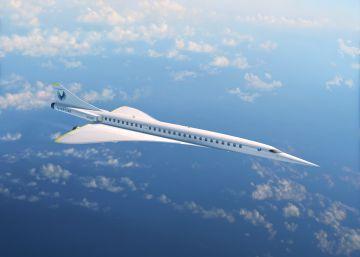 Vuelve la promesa del Concorde (y esta vez sin calentar el planeta)
