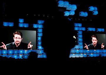 Edward Snowden: ?El modelo de negocio de Google, Amazon y Facebook es el abuso?