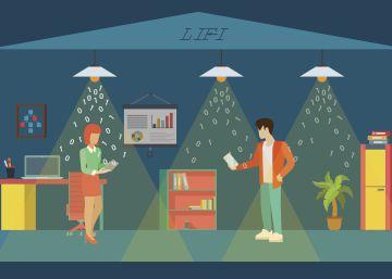 ?LiFi?: el internet a la velocidad de la luz no se enciende