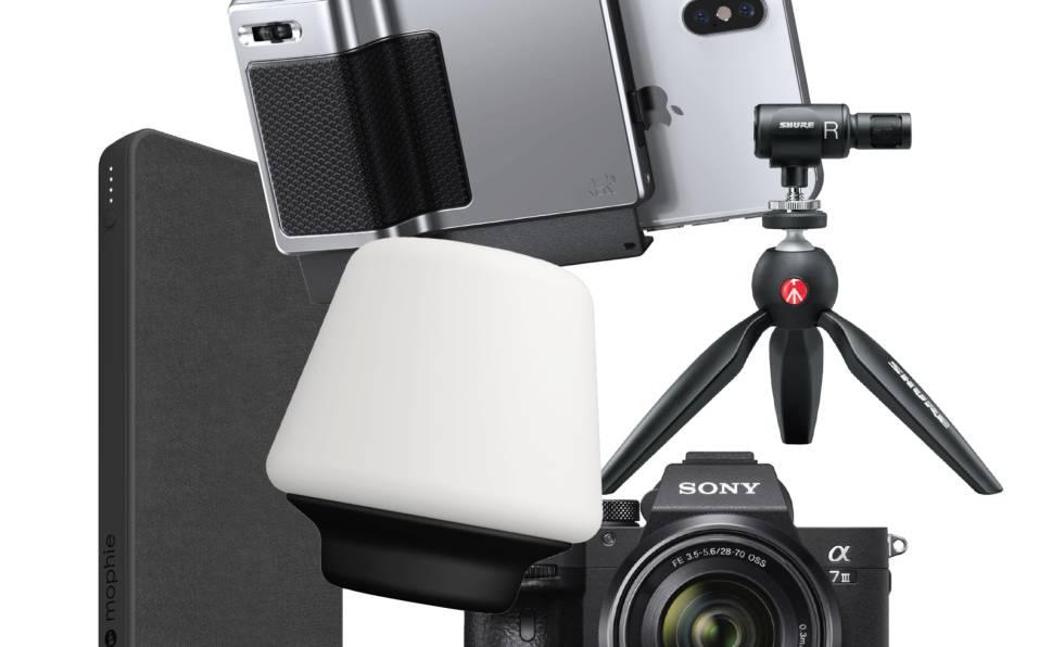 Kit de Instagramer pro para épocas de confinamiento