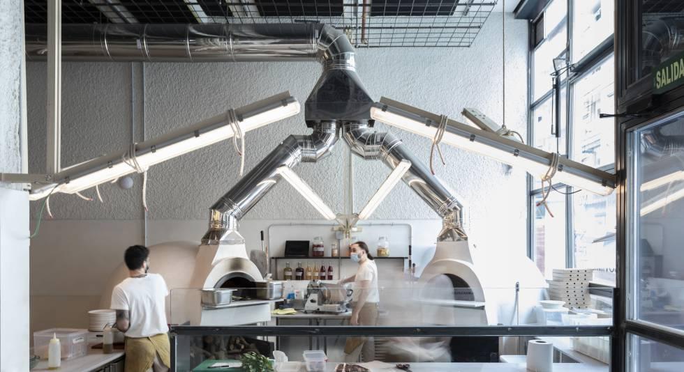 Mo de Movimiento, el restaurante sostenible gracias a grandes dosis de innovación