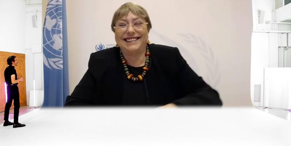 Michelle Bachelet: ?El coronavirus es una gran oportunidad para transformar los modelos actuales?