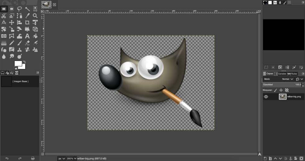 GIMP: el ?Photoshop del pueblo? cumple 25 años (contra todo pronóstico)