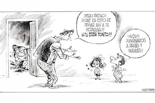 Fotos: 120 dibujos contra la violencia sexista   Sociedad   EL PAÍS