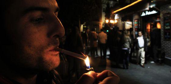 nicotina perdida de peso