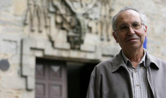 El teólogo gallego Andrés Torres QUeiruga