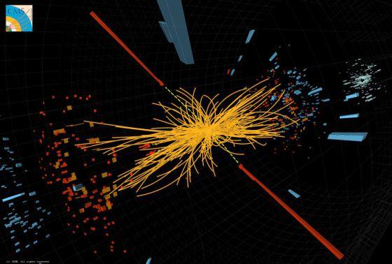 Resultado de imagen de partícula higgs