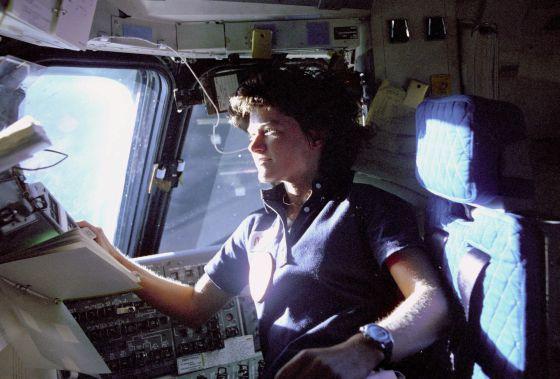 Sally Ride, la primera mujer estadounidense LGBT en el espacio
