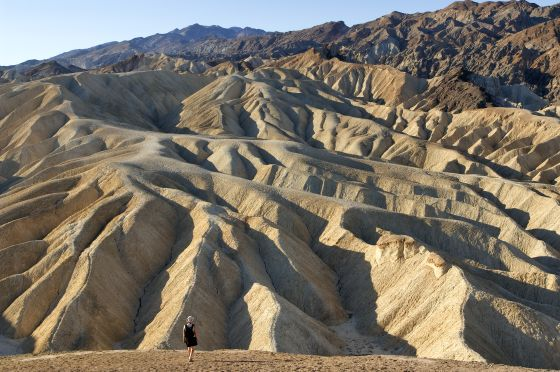 El Valle De La Muerte Recupera El Record De Temperatura 90 Anos