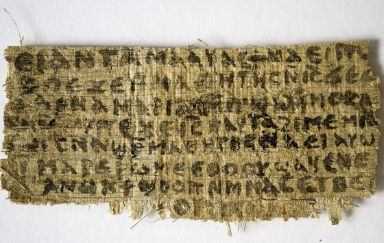 El misterio del papiro y la mujer de Jesús sigue sin ser revelado ...