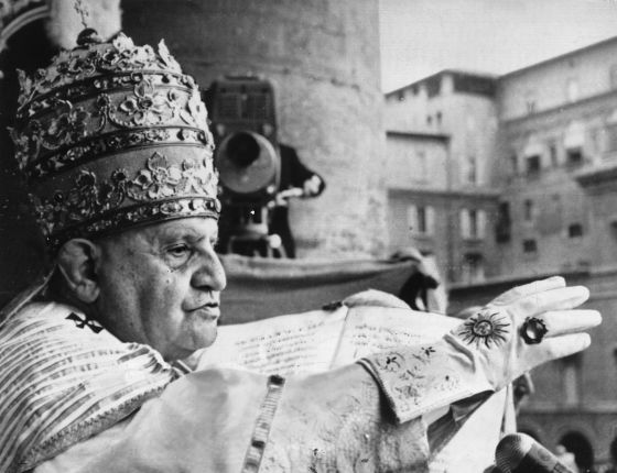 Resultado de imagen de La convocatoria oficial del Vaticano II
