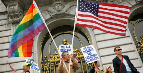 Legalizacion del matrimonio homosexual en estados unidos