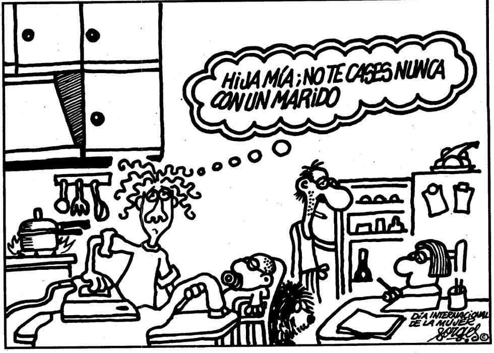 Forges, en El País, 08/03/1996