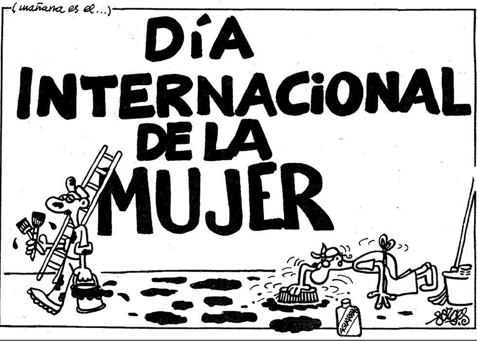 Forges, en El País, 07/03/1999