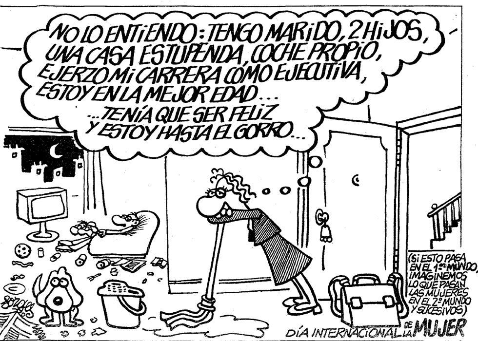 Forges, en El País, 08/03/1999
