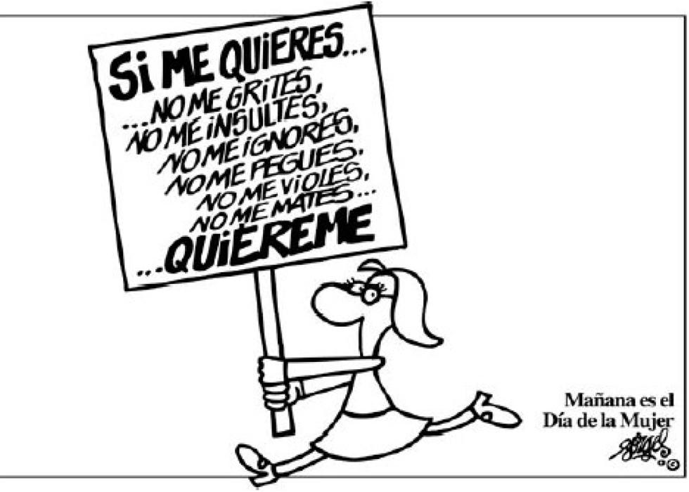 Forges, en El País, 07/03/2004
