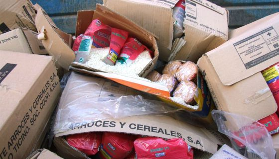 La FAO denuncia el desperdicio anual de 1.300 millones de toneladas ...
