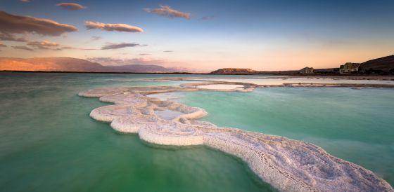 Un Trasvase De Agua Del Mar Rojo Para Resucitar Al Mar Muerto
