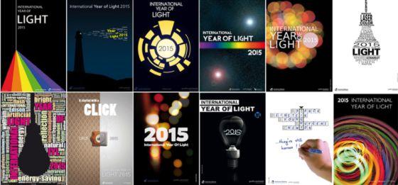 Resultado de imagen de El año Internacional de la Luz