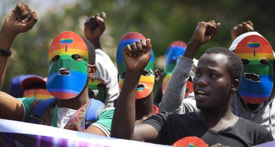 En Uganda, ser gay es delito