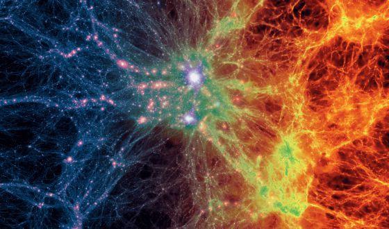 Cosmic Fantasy Fractal Blacklight: Un Universo Virtual Que Se Parece Mucho A La Realidad