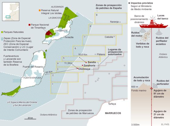 El Gobierno inicia la protección de una reserva marina junto a las ...