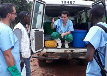 Médicos sin Fronteras: ?Lo más preocupante es que hay cadenas ocultas de transmisión del ébola?