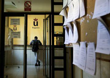 El Gobierno admite la ineficacia del sistema de control de la Universidad