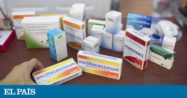 Bruselas rechaza la petición española de cambiar la ley sobre homeopatía