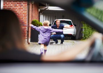 Uno de cada tres divorcios se resuelve ya con custodia compartida