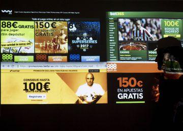 El acuerdo de presupuestos iguala la publicidad del juego ?online? a la del tabaco