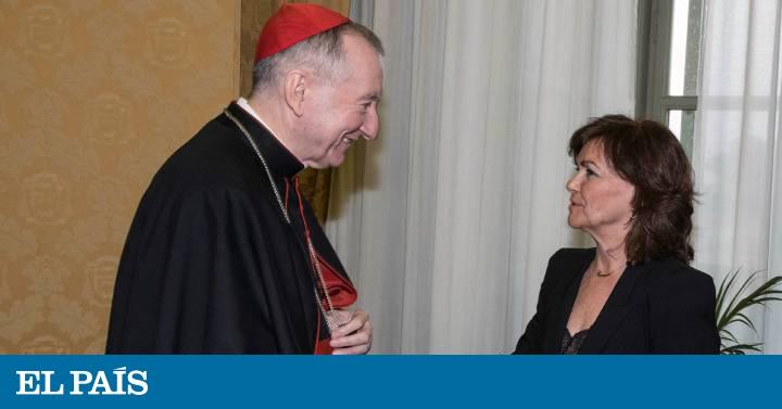 El Gobierno comunica al Vaticano cambios legales para que los abusos no prescriban