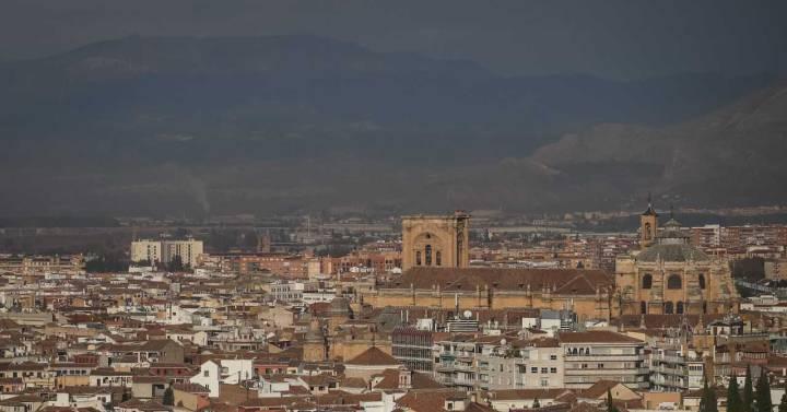 La contaminación se enquista en Granada | Sociedad | EL PAÍS