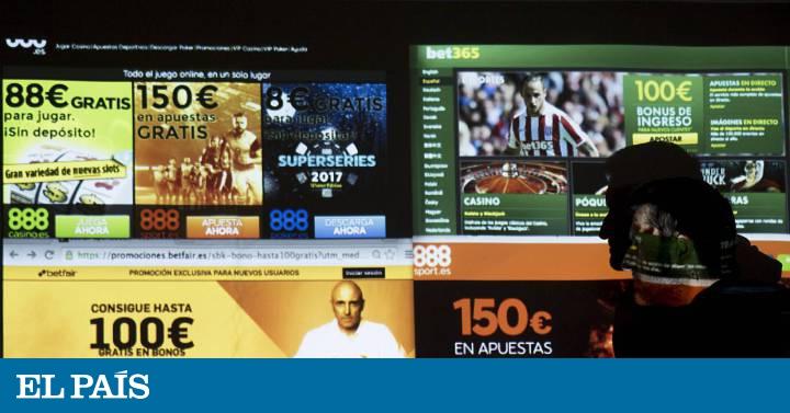 Los Jóvenes Tienen Más Fe En Las Apuestas Deportivas Que En La Lotería De Navidad Sociedad El País