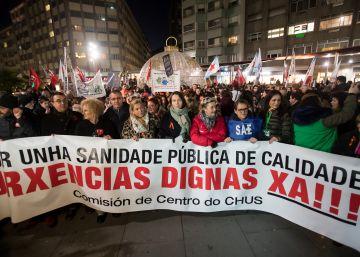 La muerte de tres pacientes pone en cuestión a la sanidad gallega