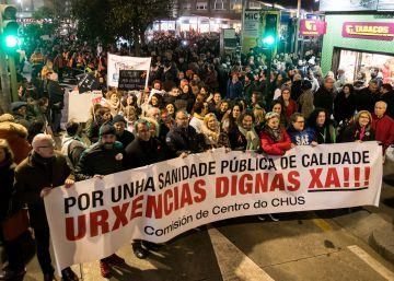 Uno de los muertos en las Urgencias gallegas duplicó la espera máxima que le asignaron