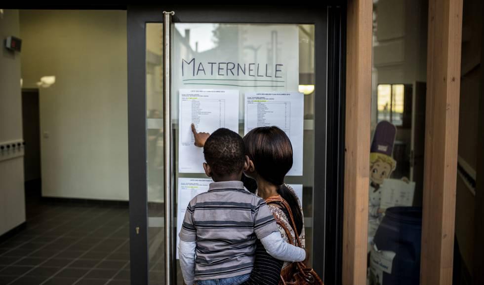 Francia rebaja de los 6 a los 3 años el inicio de la escolaridad obligatoria