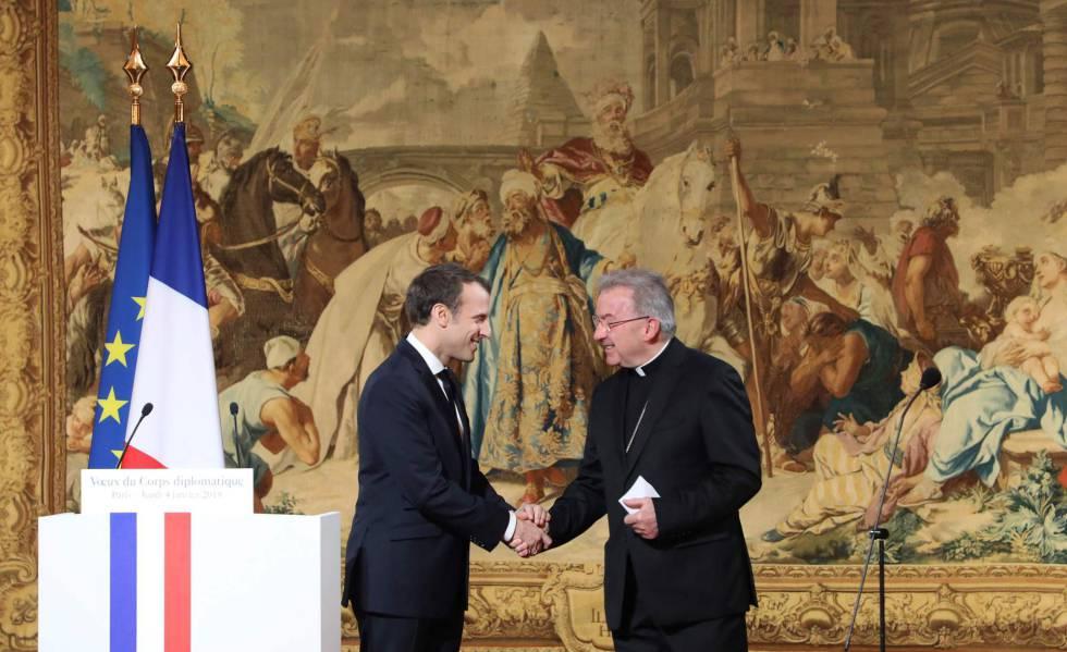 Francia investiga al nuncio apostólico por presunta agresión sexual