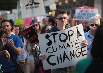 Los estudiantes de EE UU se adhieren a las protestas