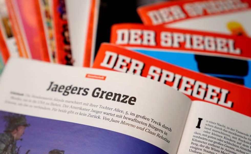 'Der Spiegel' aleja de la dirección a los promotores del periodista que se inventó artículos