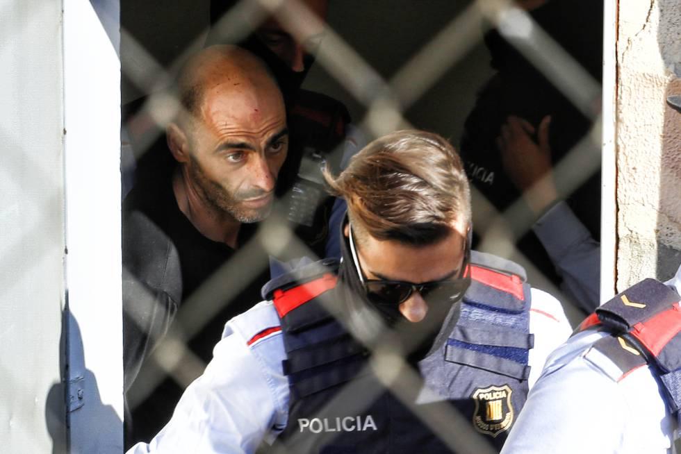 El 'violador de Martorell' reconoce que secuestró, agredió e intentó matar a una mujer en un permiso