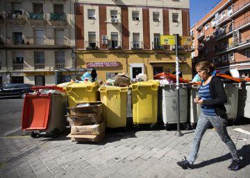 Madrid suspende en limpieza y Barcelona aprueba por poco