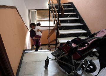 100.000 personas no salen nunca de casa en España por la falta de accesibilidad de sus inmuebles