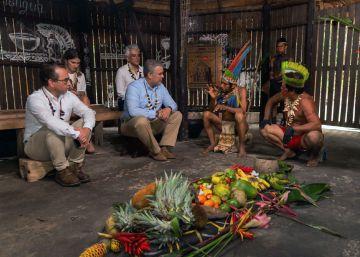 Siete países amazónicos pactan una agenda contra la crisis ambiental