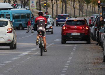 Madrid, la excepción europea contra la bici