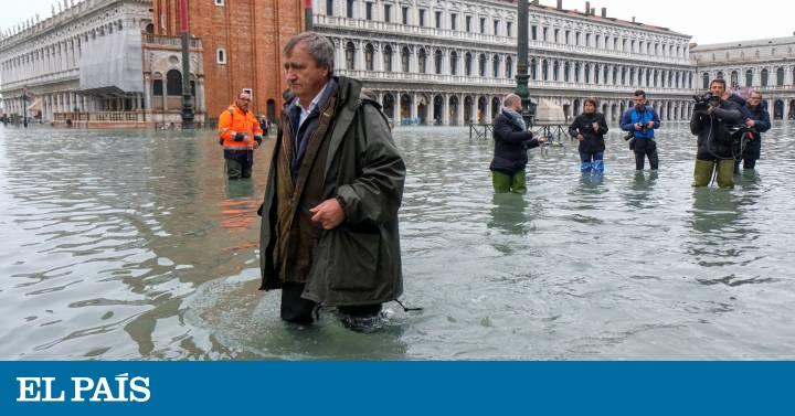 """""""La situación en Venecia es límite. Todos debemos ayudarla unidos"""" - EL PAIS"""