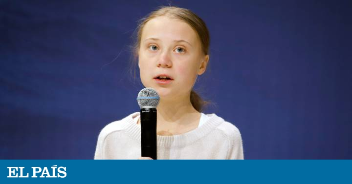 """COP 25: Greta Thunberg in the plenary of the Climate Summit: """"Every great change in history has come from the people"""" 